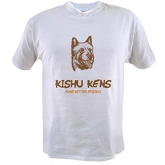 Kishu Ken Value T-shirt
