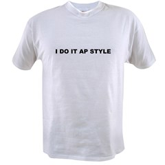 APstyleIdoIt Value T-shirt