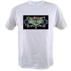 Breezy Point (Black) Value T-shirt