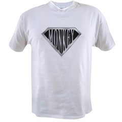 SuperMonkey(metal) Value T-shirt
