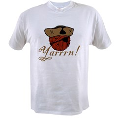Yarrrn Value T-shirt