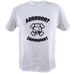 Arrrr! Ennn! Value T-shirt
