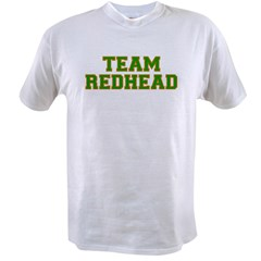 Team Redhead - Grn/Orng Value T-shirt