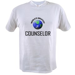 World's Greatest COUNSELOR Value T-shirt