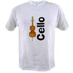Cello Value T-shirt