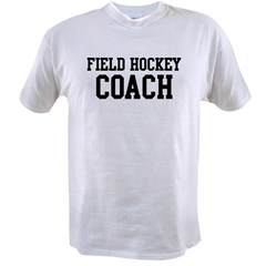 FIELD HOCKEY Coach Value T-shirt