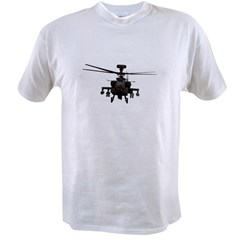 Longbow Apache AH-64 Value T-shirt