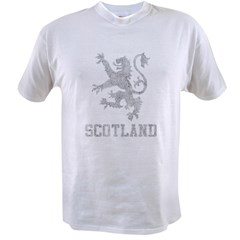 vintageScotland2Bk Value T-shirt