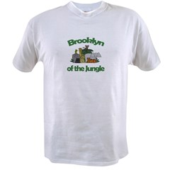 Brooklyn of the Jungle Value T-shirt