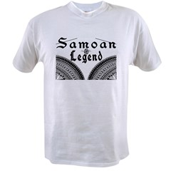 Samoan Legend Value T-shirt