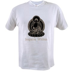 buddha5Bk Value T-shirt