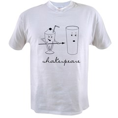 shakespeare Value T-shirt