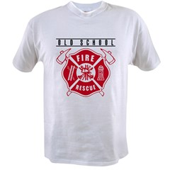 FIREFIGHTERS HOW WE ROLL Value T-shirt
