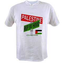 REP PALESTINE Value T-shirt