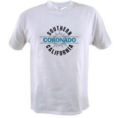 Coronado California Value T-shirt