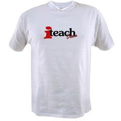 i teach dance Value T-shirt