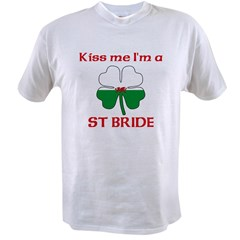 St Bride Family Value T-shirt