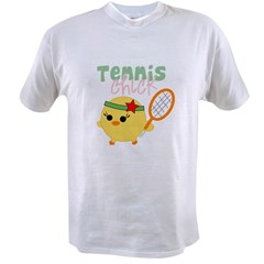 Tennis Chick Value T-shirt