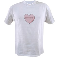 Smooches Candy Hear Value T-shirt