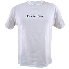 uberzepyro Value T-shirt