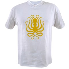 Octapus 8 Big Value T-shirt