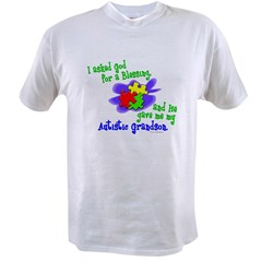 Blessing 2 (Autistic Grandson) Value T-shirt