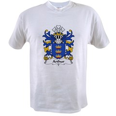 Arthur II (ab uthr pendragon-King Arthur) Value T-shirt