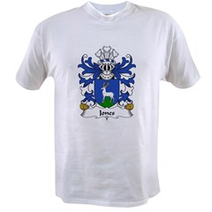 Jones (of Beaumaris, Anglesey) Value T-shirt
