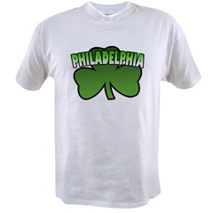 Philadelphia Shamrock Value T-shirt