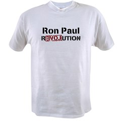 Ron Paul 2012 Value T-shirt