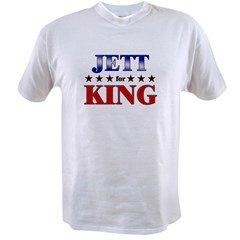 JETT for king Value T-shirt
