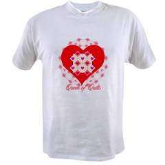 Queen of Quilts- Value T-shirt