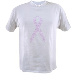 Pink Footprints Value T-shirt
