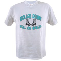 Roller Derby Value T-shirt
