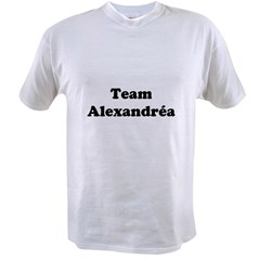 Team Alexandrea Value T-shirt