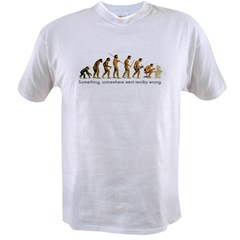 Bad Evolution Value T-shirt