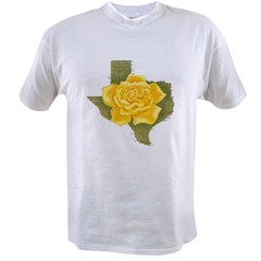 Yellow Rose of Texas Value T-shirt