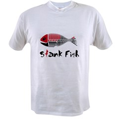 Stank Fish Value T-shirt