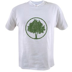 Vintage Tree Value T-shirt