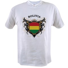 Bolivia Value T-shirt