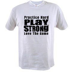Practice Hard Value T-shirt