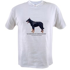 Tenderhearted Guardian Value T-shirt