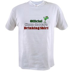 3-official-cinco-shirt Value T-shirt