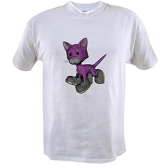 Cat Shoes Value T-shirt