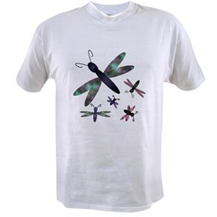 Dragonflies.png Value T-shirt