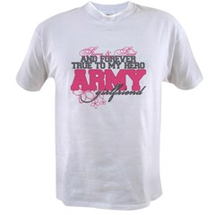 Strong&Sweet Army Girlfriend Value T-shirt