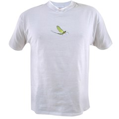 High quality, colorful tees with mayfly Value T-shirt
