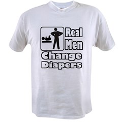 realmendiaperstrans Value T-shirt