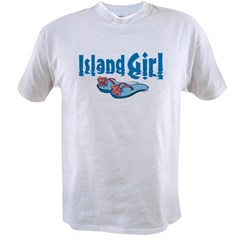 Island Girl 2 Value T-shirt