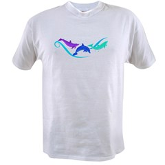 Peace in a Pod Value T-shirt